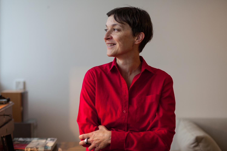 Christiane Rainer, Bewohnerin* 15. Bezirk