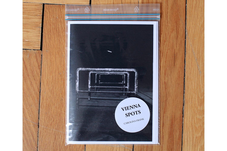 "Booklet ""Vienna Spots"""